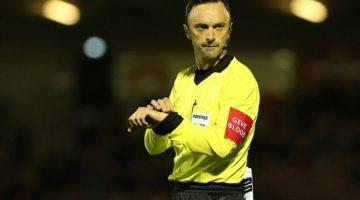 PFAI Referee of the Year
